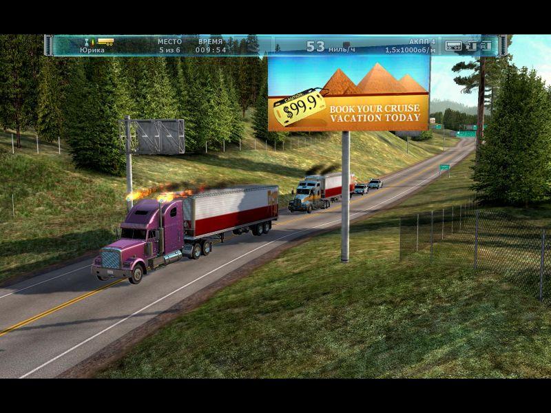 Unul din cele mai bune jocuri cu camioane: Rig 'n Roll