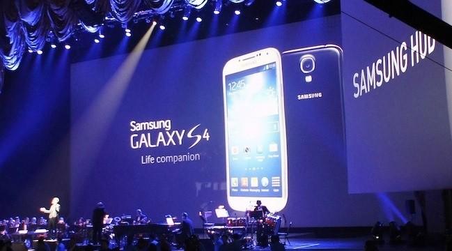 Samsung Galaxy S4 - primele impresii