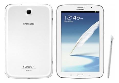 Tableta cu functia de telefon Samsung Galaxy Note Tableta cu functia de telefon