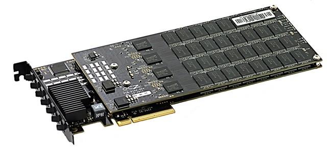 Dispozitiv de stovare SSD OCZ Z-Drive R4 Enterprise