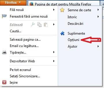 Cum sterg istoricul de navigare in Mozilla Firefox