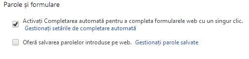 Cum pot vedea parola salvata in Google Chrome
