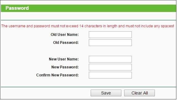Cum schimb parola Wi-Fi pe router TP-LINK