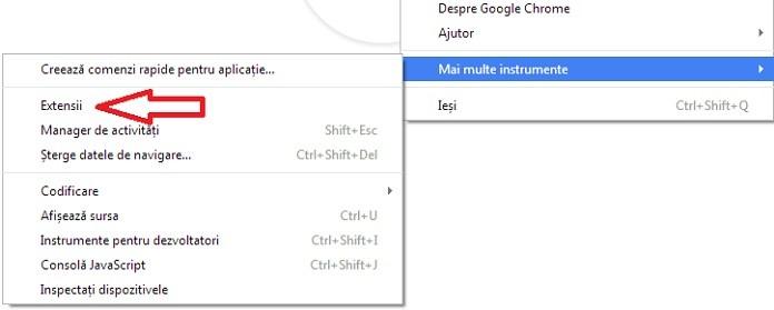 Cum pot dezactiva reclamele in Google Chrome ?
