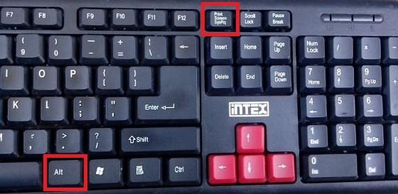 Cum se face o captura de ecran / screenshot pe laptop ?