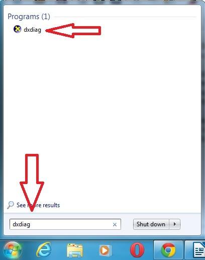 Cum pot afla versiunea DirectX