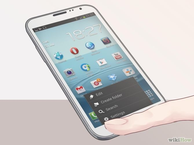 Cum se reseteaza (hard reset) telefonul Samsung Galaxy