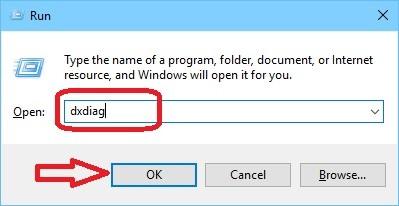 Cum pot afla versiunea DirectX instalata pe calculator