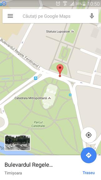 Cum se masoara distanta cu ajutorul Google Maps