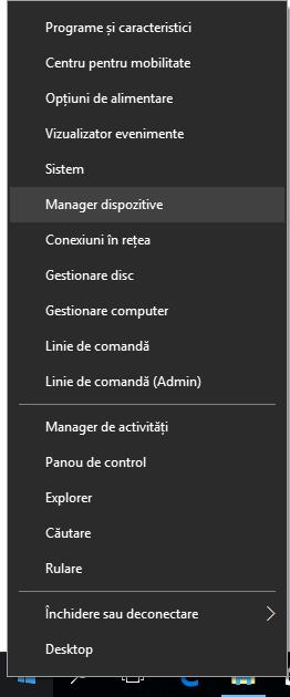 Cum se dezactiveaza tastatura in Windows