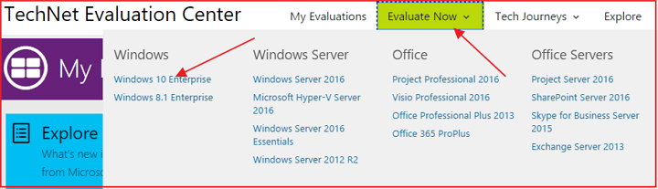 Cum descarc Windows 10 Enterprise ISO (90 de zile gratuit)
