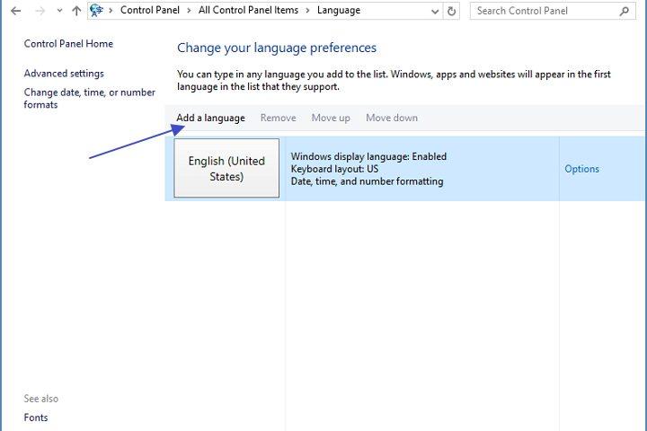 Cum instalez limba romana in Windows 10