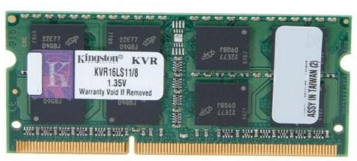 Memoria RAM pentru laptop