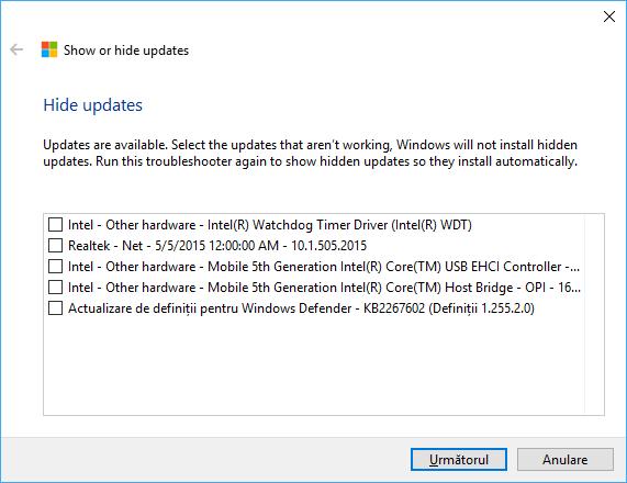 Cum se dezactiveaza actualizarile automate in Windows 10