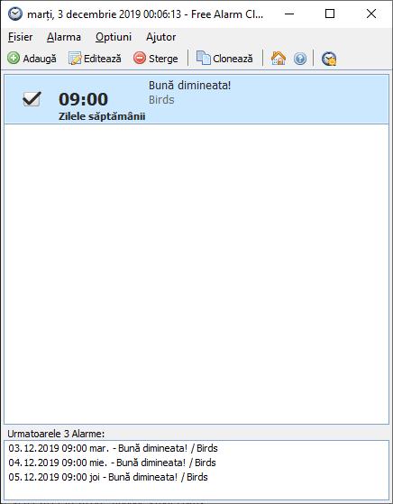 Alarma Free Alarm Clock